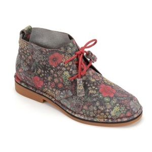 Hush Puppies Cyra Catelyn Suede Ankle Boots